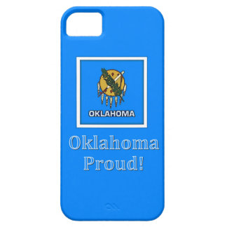 Oklahoma Proud Smartphone Case iPhone 5 Cases