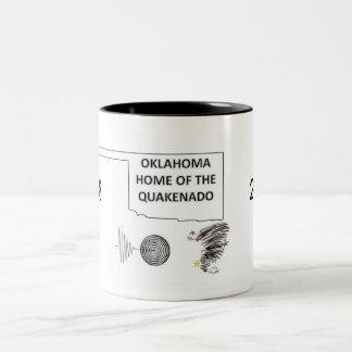 Oklahoma Quakenado Mug