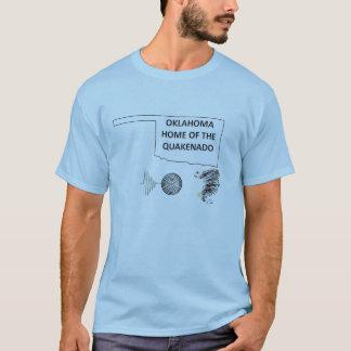Oklahoma Quakenado T-Shirt