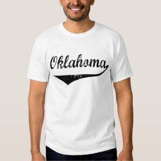 Oklahoma Remera