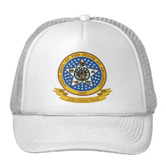 Oklahoma Seal Trucker Hat