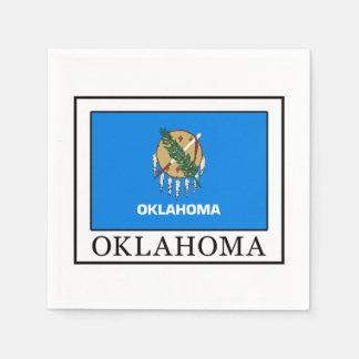 Oklahoma Servilleta Desechable