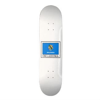 Oklahoma Skateboard Deck