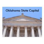 Oklahoma State Capital Post Card
