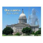 Oklahoma State Capitol, Oklahoma City Post Cards