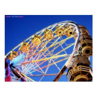 Oklahoma State Fair 2012 Postcard