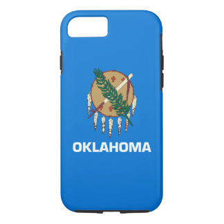 Oklahoma State Flag Design iPhone 7 Case