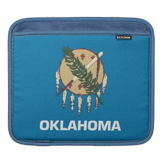 Oklahoma State Flag Rickshaw Sleeve