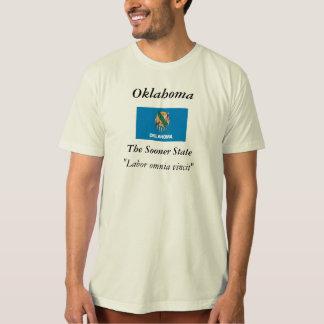 Oklahoma State Flag T-Shirt