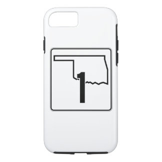Oklahoma State Highway 1 iPhone 7 Case