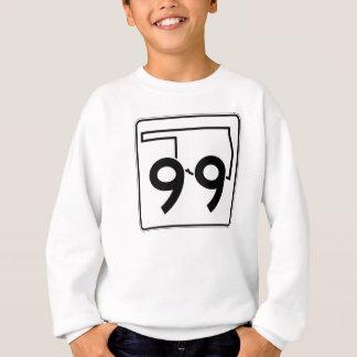 Oklahoma State Highway 99 Sweatshirt