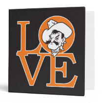 Oklahoma State Love Binder