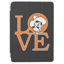 Oklahoma State Love iPad Air Cover