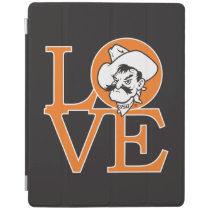 Oklahoma State Love iPad Smart Cover