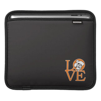 Oklahoma State Love Sleeve For iPads