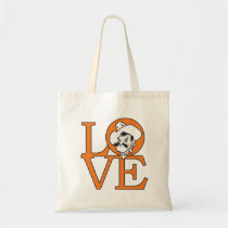 Oklahoma State Love Tote Bag