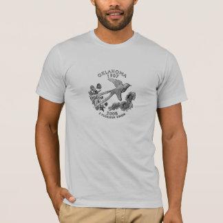 Oklahoma State Quarter T-Shirt