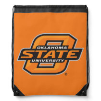 Oklahoma State University Drawstring Bag