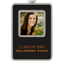 Oklahoma State University Graduation Christmas Ornament
