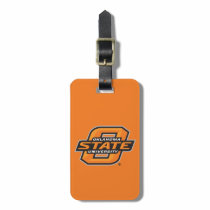 Oklahoma State University Luggage Tag