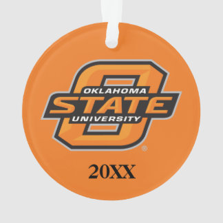 Oklahoma State University Ornament
