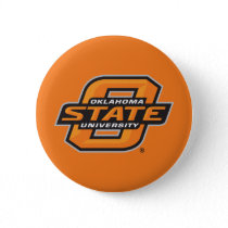 Oklahoma State University Pinback Button