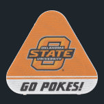 """Oklahoma State University Speaker<br><div class=""""desc"""">Check out these official Oklahoma State University products! Personalize your own OSU Cowboy merchandise on Zazzle.com. These products are perfect for the OSU student,  alumni,  or fan in your life.</div>"""