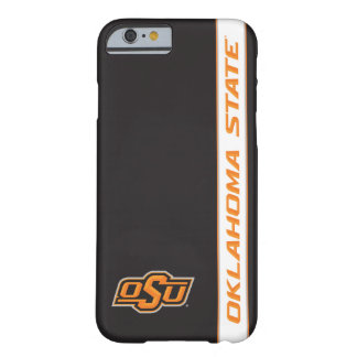 Oklahoma State Wordmark Barely There iPhone 6 Case