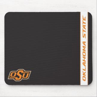 Oklahoma State Wordmark Mouse Pad