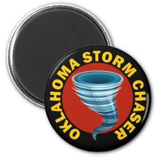 Oklahoma Storm Chaser Magnet
