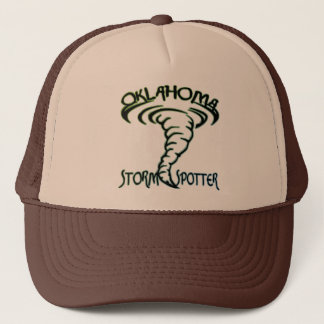 Oklahoma Storm Spotter Trucker Hat
