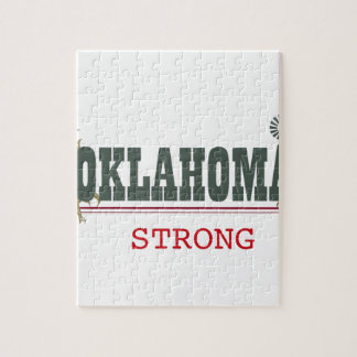 Oklahoma Strong Puzzle