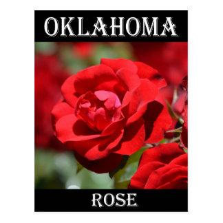 Oklahoma subió tarjeta postal