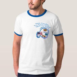 Oklahoma Tax Day Tea Party Protest T-Shirt
