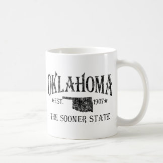 Oklahoma - The Sooner State Coffee Mug