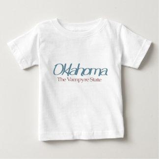 "Oklahoma ""The Vampyre State"" Baby T-Shirt"