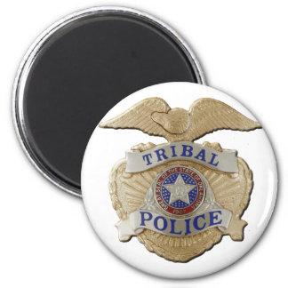 Oklahoma Tribal Police Magnet