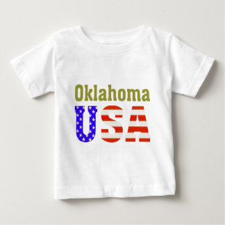 Oklahoma USA! Infant T-shirt