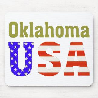 Oklahoma USA! Mouse Pad