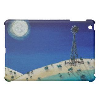 Oklahoma Windmill iPad Mini Cover
