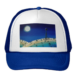 Oklahoma Windmill Trucker Hat