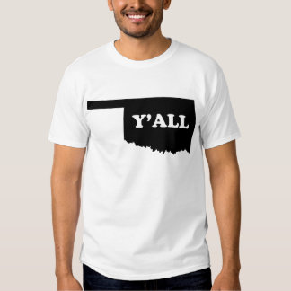 Oklahoma Yall Shirt