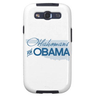 Oklahomans for Obama png Galaxy S3 Cover