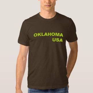 OKLAHOMAUSA - Modificado para requisitos Camisas