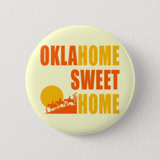 Oklahome Sweet Home Button