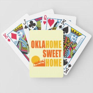 Oklahome Sweet Home Card Decks