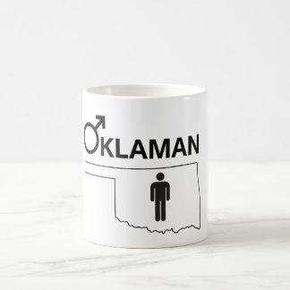 Oklaman Mug