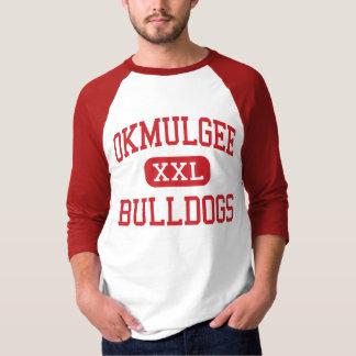 Okmulgee - Bulldogs - High - Okmulgee Oklahoma T Shirt