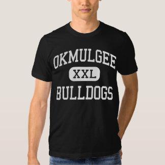 Okmulgee - Bulldogs - Middle - Okmulgee Oklahoma Tee Shirt