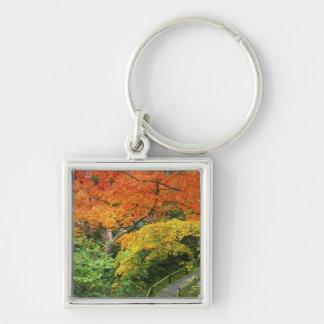 Okochi Sanso, Arashiyama, Kyoto, Japan 2 Keychain